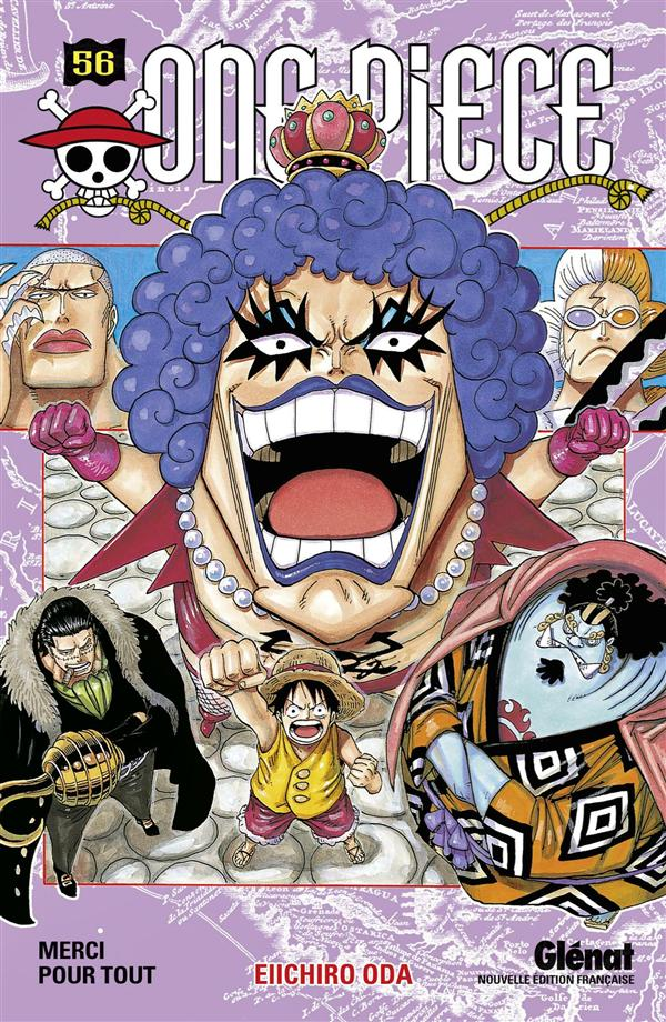 ONE PIECE - EDITION ORIGINALE - TOME 56 Oda Eiichiro Glénat